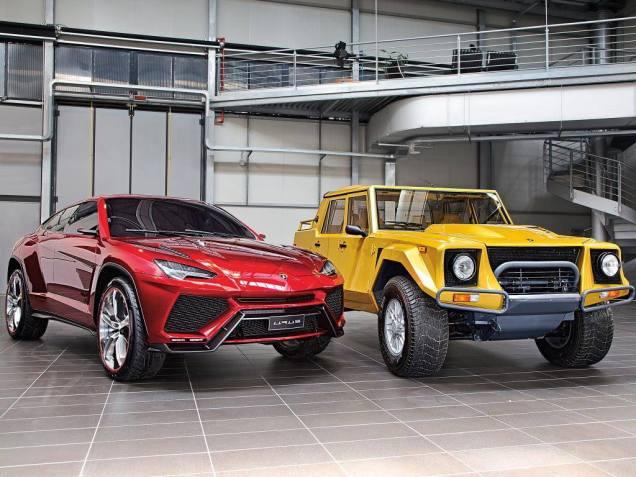 Lamborghini LM Urus
