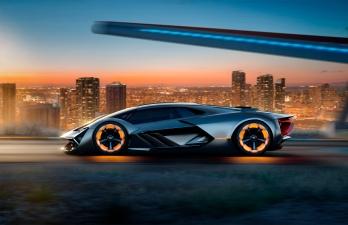Lamborghini Terzo Mellenio 16
