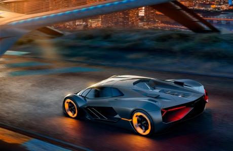 Lamborghini Terzo Mellenio 17