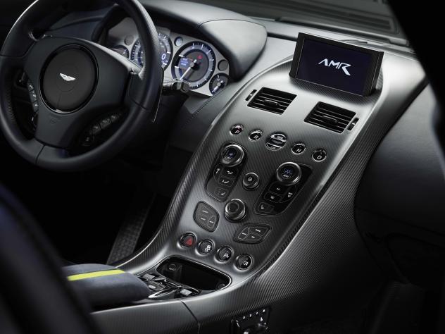 Aston Martin Rapide AMR 6
